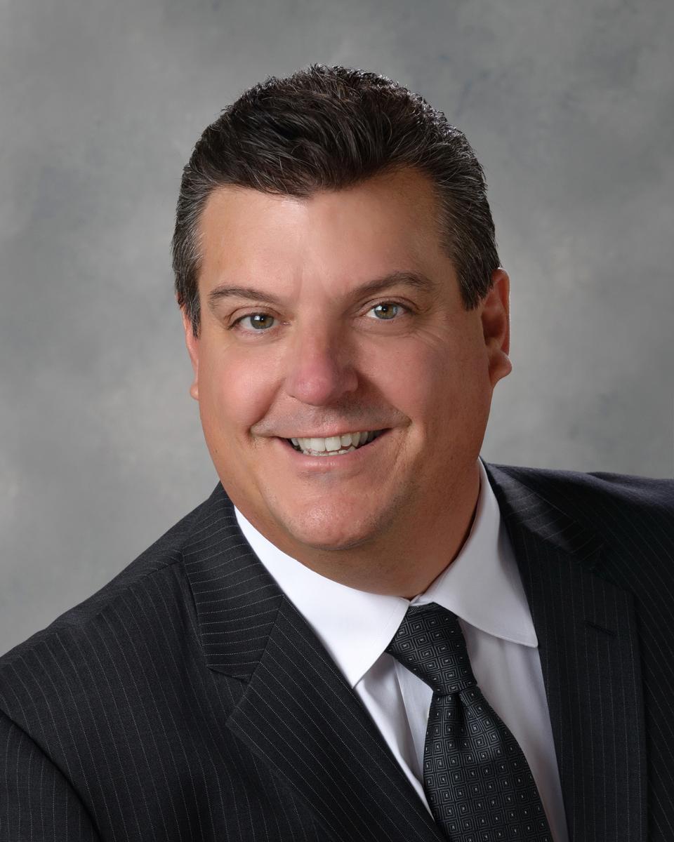 Headshot of Mike Mershimer